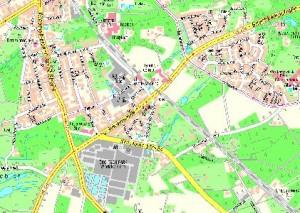 Appartement Bielefeld liegt zentral
