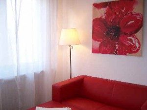 1 Raum Wohnung bekommen Sie mit viel Komfort.