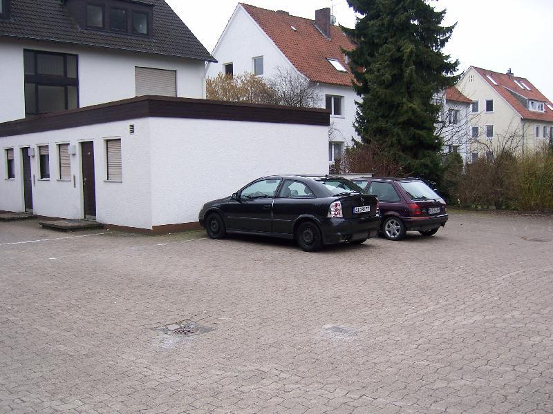 kostenlose Parkplatz-Nutzung