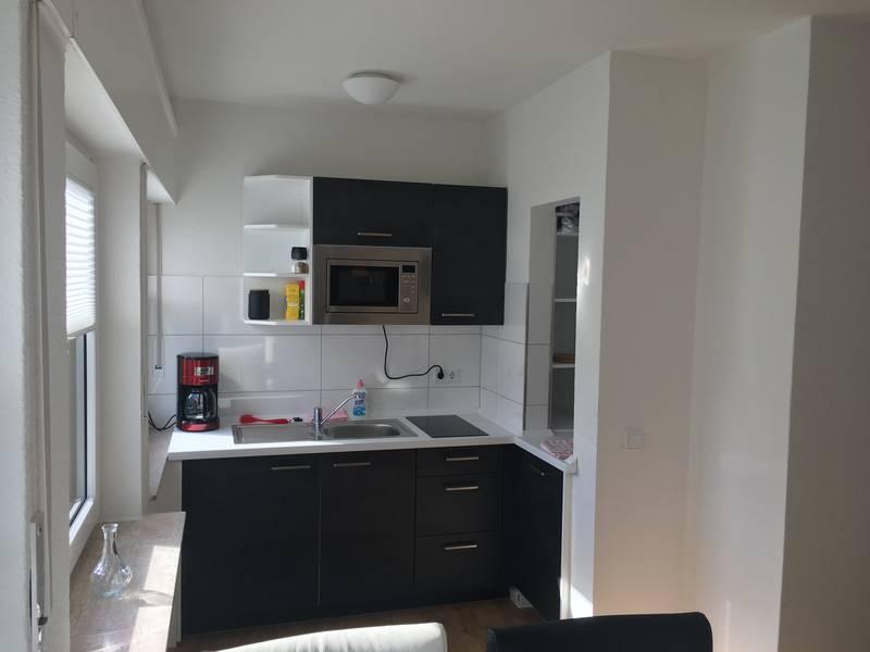Ferienwohnung im Apartmenthaus