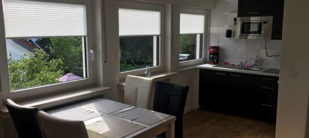 Vollmöblierte 1- + 2-Zimmer Wohnung in Bielefeld auf Zeit buchen