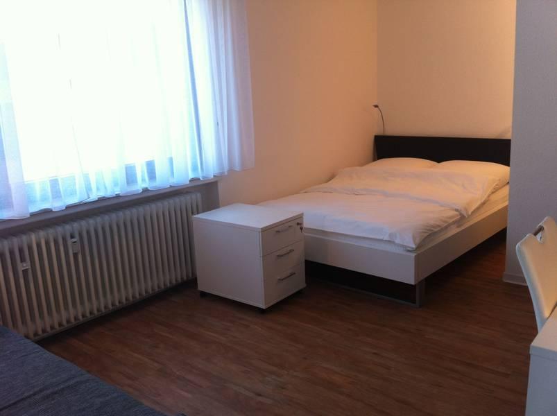 Kurzzeit-Wohnung mit ausgewählten Betten für einen guten Schlaf