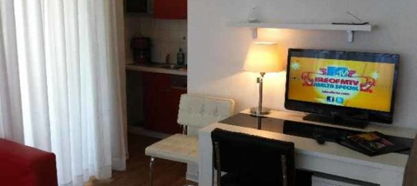 Vollmöblierte 1- + 2-Zimmer Wohnung in Bielefeld auf Zeit buchen.