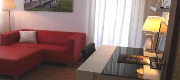 möbliertes Apartment mit Service