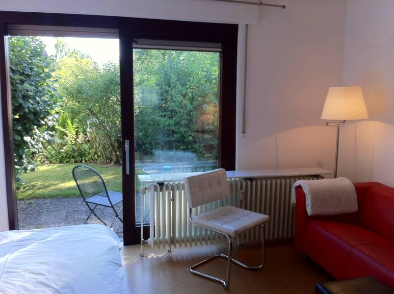 möbliertes Apartment in der Nähe von Isselhorst