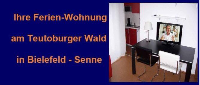 Kurzzeit-Wohnung in Bielefeld-Senne preiswert mieten