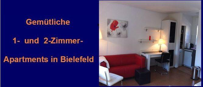 Alternative zum Hotel - Apartment in Bielefeld