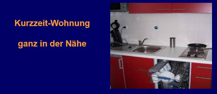 Ihr 1-Raum-Apartment in Bielefeld befindet sich in einem Boardinghouse