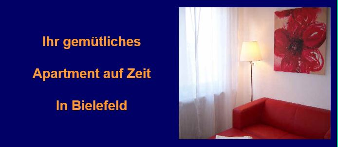 Ausbildungs-Wohnung preiswert in Bielefeld mieten.