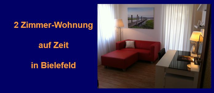Ausbildungs-Wohnung in Bielefeld