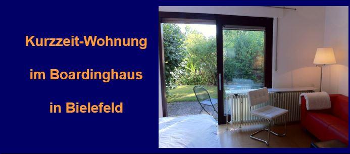 Boardinghaouse Bielefeld bietet das perfekte Wohn-Angebot