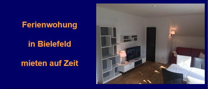 Ferienwohnung in Bielefeld preiswert vom Vermieter