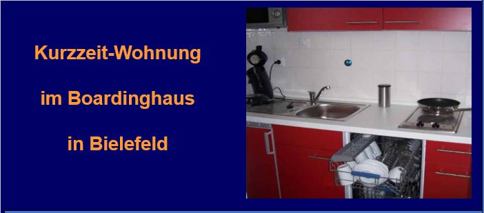 Gütersloh-Friedrichsdorf - Apartment mit Komfort und Service
