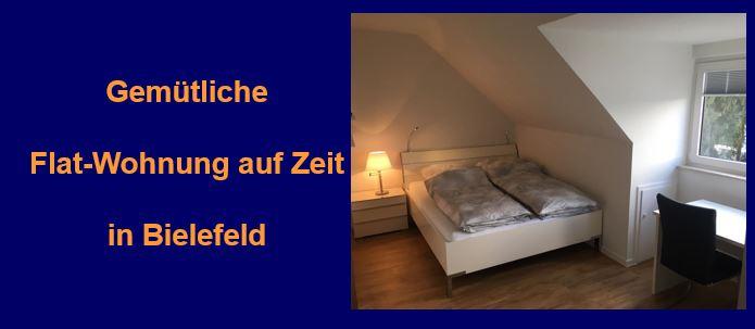 Preiswerte Komfort-Wohnungen provisionsfrei auf Zeit mieten.