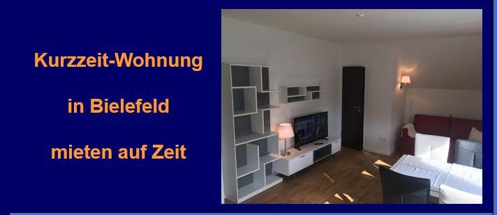 Ruhiges Apartment in Bielefeld zentral gelegen
