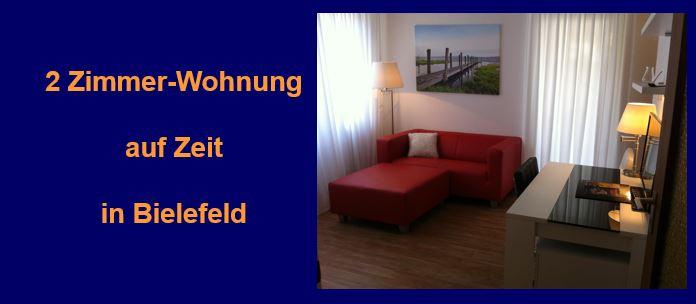 Verl. Möbliertes Apartment mieten für ein komfortables Wohnen auf Zeit