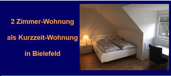 Alternative zu Verl: Ihr möbliertes Apartment / Wohnung im Apartmenthaus-Bielefeld