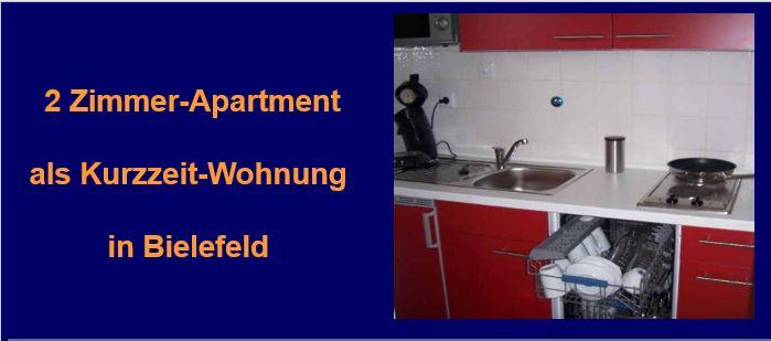 Wohnung mit kompletter Küchenausstattung